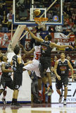 Basketball Emporio Armani 7 Stock Photo