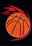Basketball.eps dur Illustration Libre de Droits