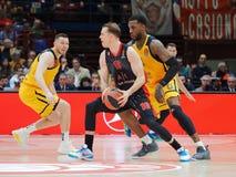 Basketball Euroleague Championship AX Armani Exchange Milano vs Khimki Mosca