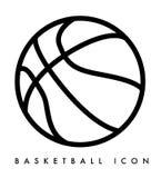 Basketball file – stock illustration. File royalty free illustration