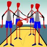 Basketball. Royalty Free Stock Photo