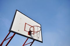 A basketball frame Royalty Free Stock Photography