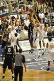 Basketball Frankreich Lizenzfreie Stockbilder
