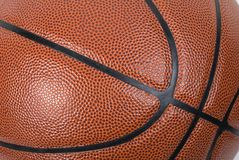 Basketball Full Frame Close Up Stock Photos
