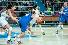 Basketball game, Royalty Free Stock Photo