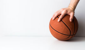 Basketball workout Royalty Free Stock Photo