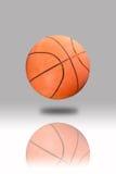 Basketball getrennt Lizenzfreie Stockfotografie
