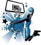 Basketball goals Royalty Free Stock Photo