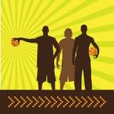 Basketball_guys illustrazione di stock