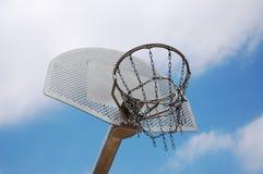Basketball hoop Royalty Free Stock Photo