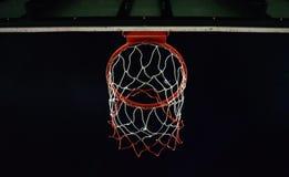 Basketball hoop Royalty Free Stock Photos