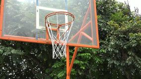 Basketball Hoop, Athletics, Sports Royalty Free Stock Image