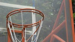 Basketball Hoop, Athletics, Sports stock video