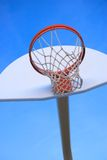Basketball Hoop and Backboard Royalty Free Stock Image