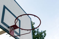 Basketball Hoop, basket, sky, sports equipment Stock Images