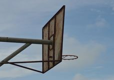 Basketball, Hoop, Environment Stock Images