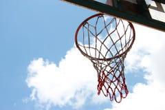 Basketball hoop stock images