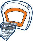 Basketball hoop Vector Stock Photos