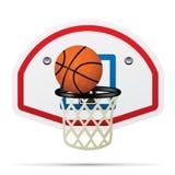 Basketball Icon. Vector Basketball Web Icon. Sport Series Stock Image