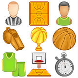 Basketball Icon - Sport Royalty Free Stock Images