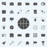 basketball icon. web icons universal set for web and mobile vector illustration