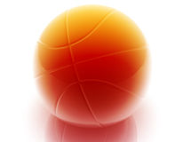Basketball illustration Royalty Free Stock Photo