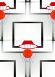 Basketball illustration Stock Images