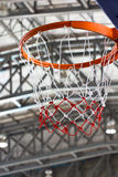 Basketball indoor court Royalty Free Stock Image