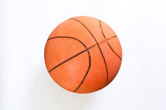 Basketball isolated Stock Images