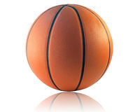 Basketball isolated Royalty Free Stock Photo