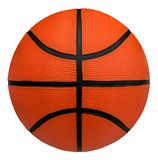 Basketball isolated on white background with clipping path royalty free stock photo