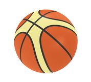 Basketball Isolated. On white background. 3D render Stock Photo