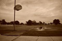 Basketball kann Leben sein stockbilder