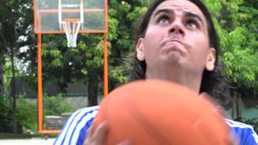 Basketball Layup, Athletics, Sports stock video