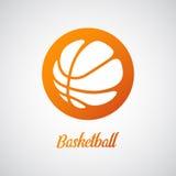 Basketball logo Royalty Free Stock Photo