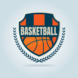 Basketball logo template Stock Images