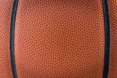 Basketball macro texture Stock Image