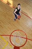 Basketball man Royalty Free Stock Image