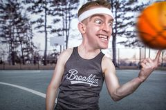 Basketball, Man, Model, Young, Male Royalty Free Stock Photos