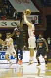 Basketball milano Royalty Free Stock Photography