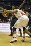 Basketball milano Stock Photography