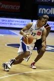 Basketball - Myles Mc Kay Royalty Free Stock Photo