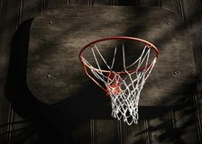 Basketball Net Royalty Free Stock Photos