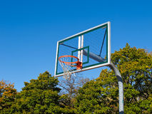 Basketball Net Royalty Free Stock Photography