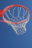Basketball-Netz Stockbilder