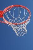 Basketball-Netz stockbilder