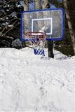 Basketball off season Royalty Free Stock Photography
