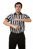 Basketball official Stock Photography