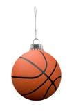 Basketball ornament stock photos