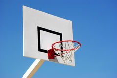 Basketball panel Royalty Free Stock Photography